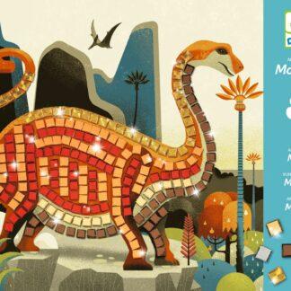 """Mosaiiktehnikas pilt """"Dinosaurus"""""""