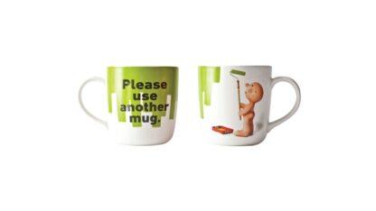 "Kruus ""Please Use Another Mug"""
