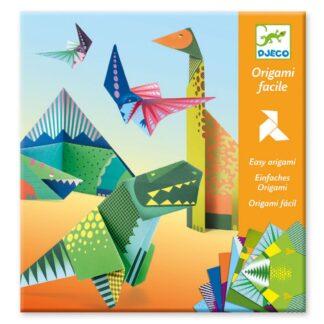 """Origami paberid """"Dinosaurused"""""""