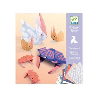 """Origami paberid """"Loomakesed"""""""