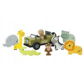 Mängukomplekt Safari