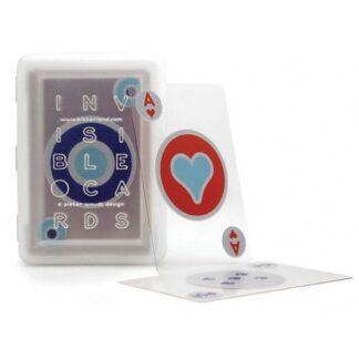 Läbipaistvad veekindlad mängukaardid
