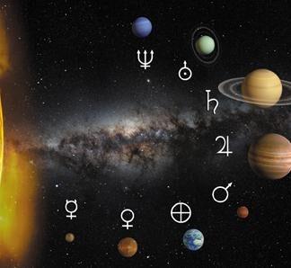 """3D postkaart """"Päikesesüsteem"""""""