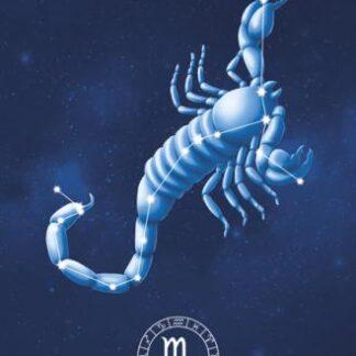 """3D postkaart """"Skorpion"""""""