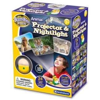 """Projektor-öölamp """"Loomad"""""""