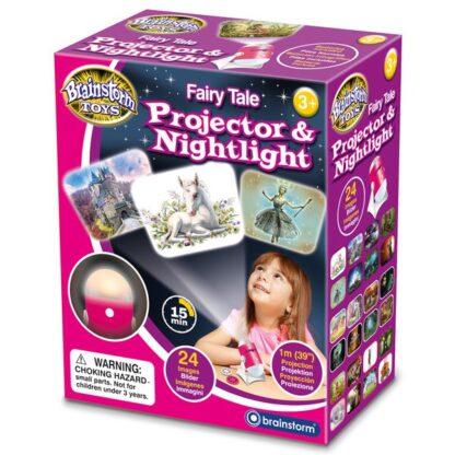 "Projektor-öölamp ""Muinasjutt"""