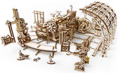 """Mehaaniline mudel """"Robotitehas"""""""