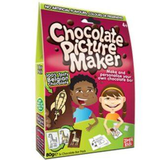 Šokolaadist pildi valmistamine 80gr