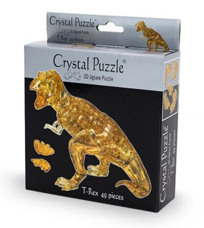 """Kristallpusle """"T-Rex"""""""