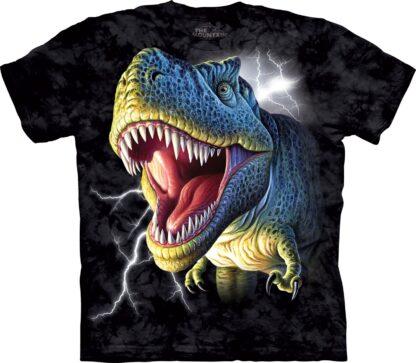 """T-särk """"T-rex äikesetormis"""""""