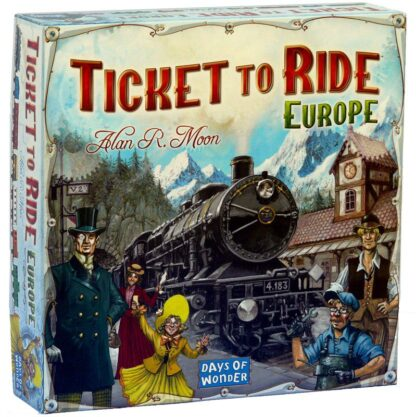 """Lauamäng """"Ticket to Ride"""""""