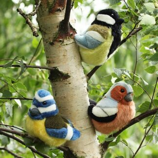Laulvad linnud