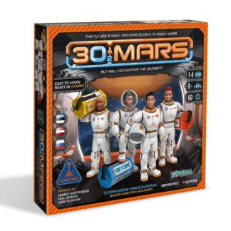 "Lauamäng ""30 to Mars"""
