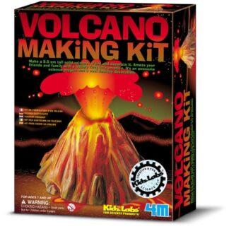 Vulkaani valmistamise komplekt