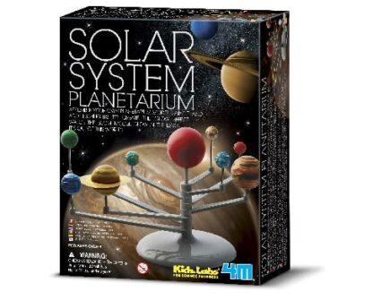 Helendav Päikesesüsteemi planetaarium