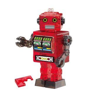 Kristallpusle Punane robot