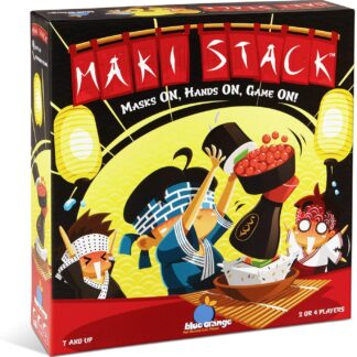"Lauamäng ""Maki Stack"""
