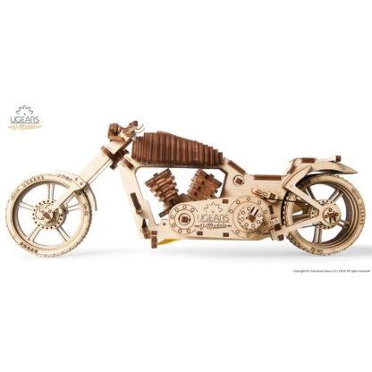 "Mehaaniline mudel ""Mootorratas"""