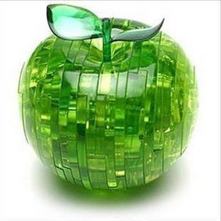 Kristallpusle Roheline õun