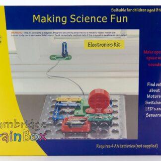 Elektroonikakomplekt Teeme teaduse lõbusaks