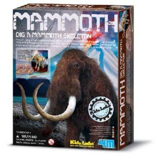 """Väljakaevamiskomplekt """"Mammut"""""""