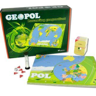 """Lauamäng """"Geopol"""""""