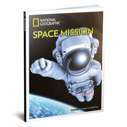 "3D pusle National Geographic ""Kosmosemissioon"""
