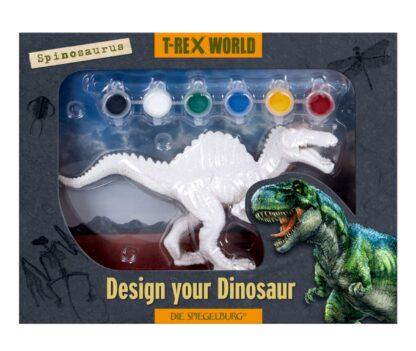"Dinosauruse värvimiskomplekt ""Spinosaurus"""