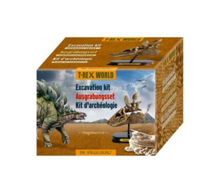 """Väljakaevamiskomplekt """"Stegosauruse kolju"""""""
