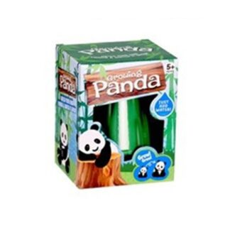 Munast kooruv panda
