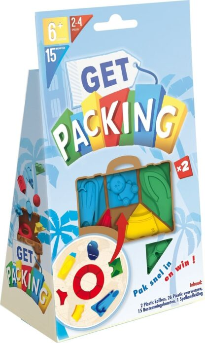 """Lauamäng """"Get Packing"""""""