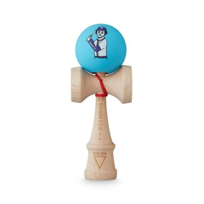 "Kendama ""Chari & Co - Baseball Blue"""