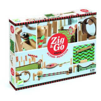 """Ehitusmäng """"Zig & Go"""""""