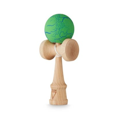"Kendama ""Crack Green"""