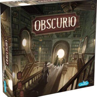 "Lauamäng ""Obscurio"""