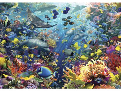 """3D postkaart """"Punane meri"""""""