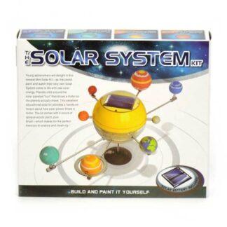 Päikesesüsteemi mudel