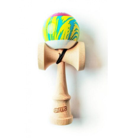 Kendama Prime Grain Split 2.0 - CMYK