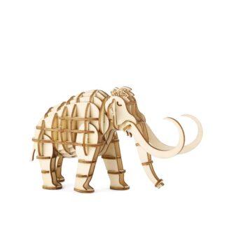 """Kikkerland 3D puidust pusle """"Mammut"""""""