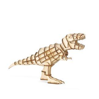 "Kikkerland 3D puidust pusle ""T-Rex"""