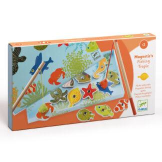 DJECO Magnetiline mäng Troopilised kalad