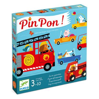 lauamäng PinPon