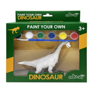 """Dinosauruse värvimiskomplekt """"Brachiosaurus"""""""