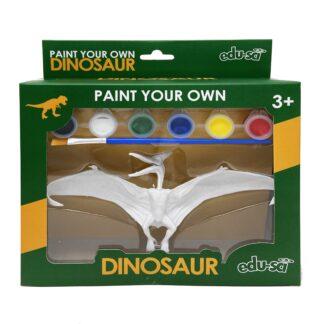 "Dinosauruse värvimiskomplekt ""Pterosaurus"""