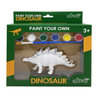 Dinosauruse värvimiskomplekt Stegosaurus