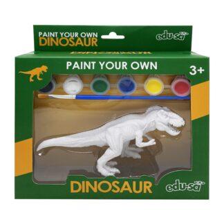"Dinosauruse värvimiskomplekt ""T-Rex"""