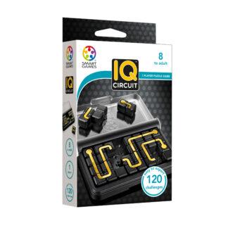 "SmartGames Loogikamäng ""IQ-Circuit"""