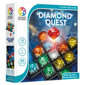"""SmartGames Lauamäng """"Teemanti jaht"""""""
